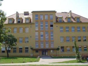 Budynek, w którym mieści się WFiS