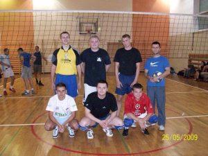 Piłka siatkowa - mężczyźni
